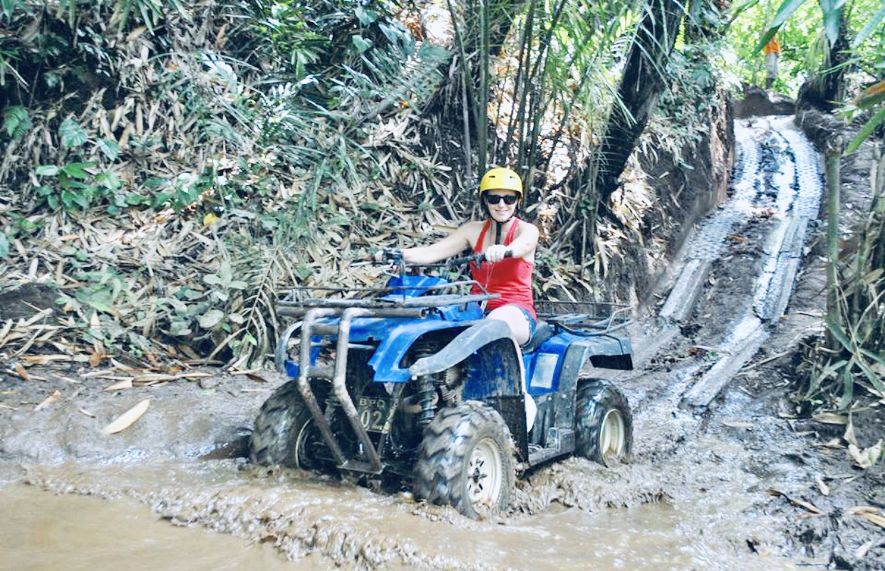 ATV Single (1 person One Singel Ride)